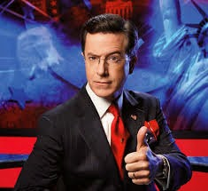 STEPHEN COLBERT ADMITS TO NAZISM