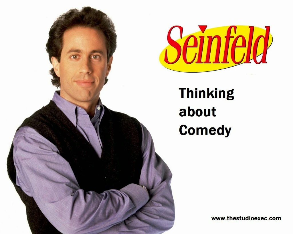 THINKING COMEDY: JERRY SEINFELD