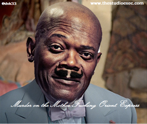 SAMUEL L. JACKSON IS POIROT