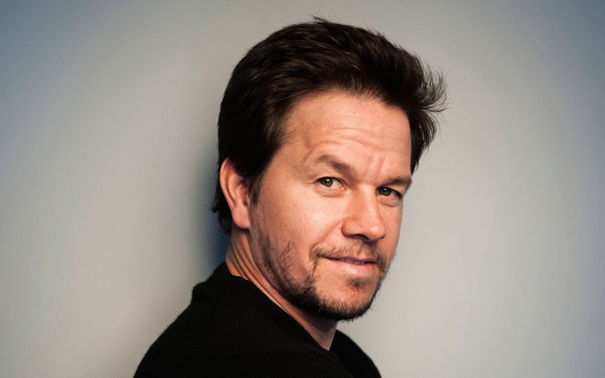 MARK WAHLBERG TO TAKE UP ACTING
