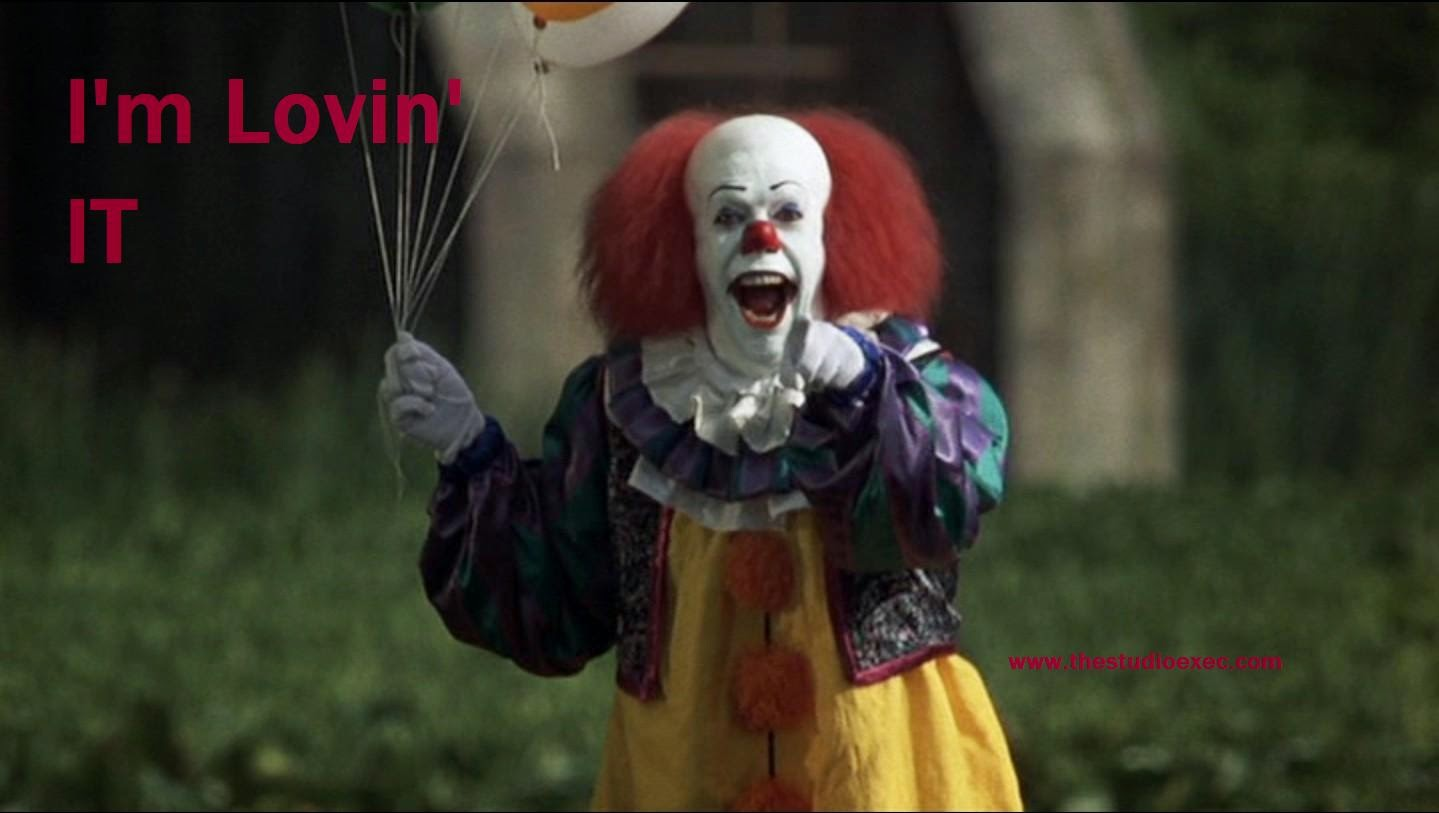 THE REBOOTED RONALD MCDONALD 'TOO SCARY'