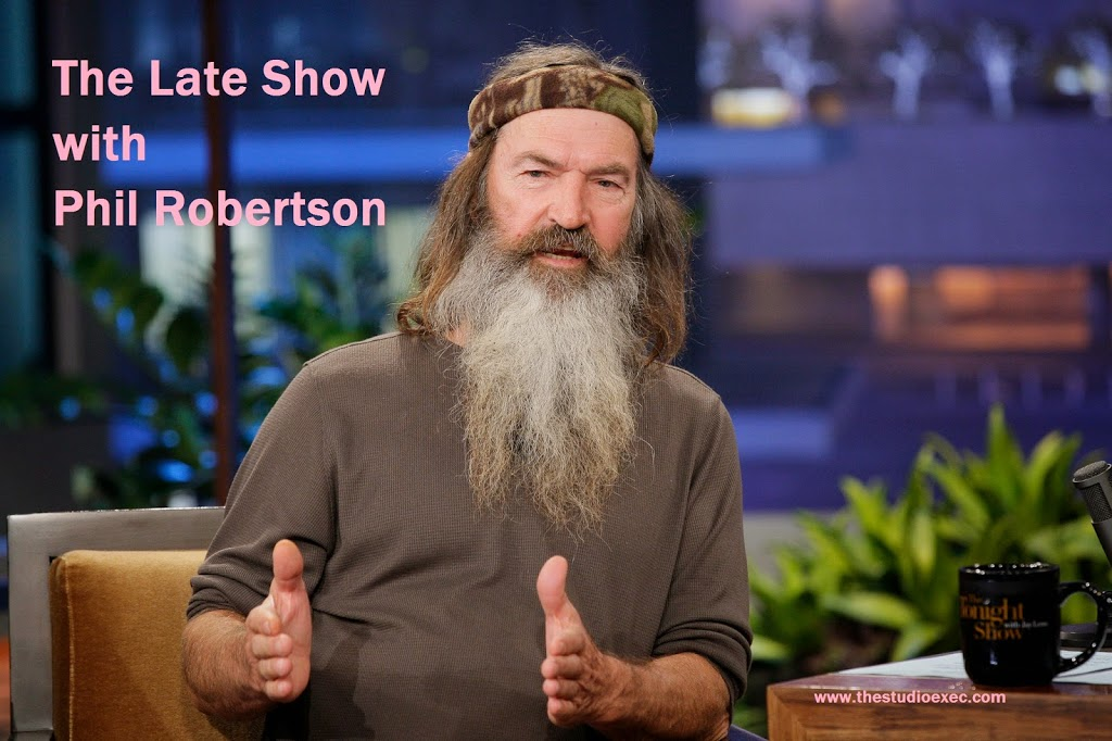 DUCK DYNASTY STAR TO REPLACE LETTERMAN