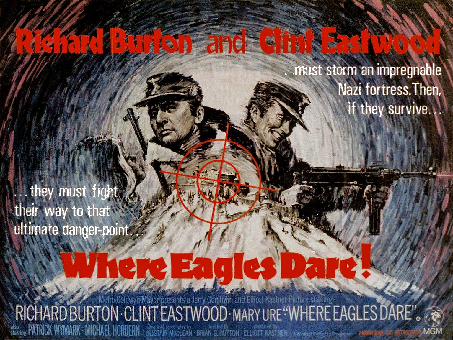 LEN WISEMAN TO DIRECT WHERE EAGLES DARE REMAKE
