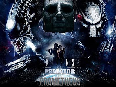 ALIEN VS PREDATOR VS PROMETHEUS IS GO