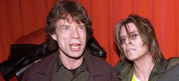MICK JAGGER AND DAVID BOWIE TEAM UP FOR PILATES FOR PENSIONERS