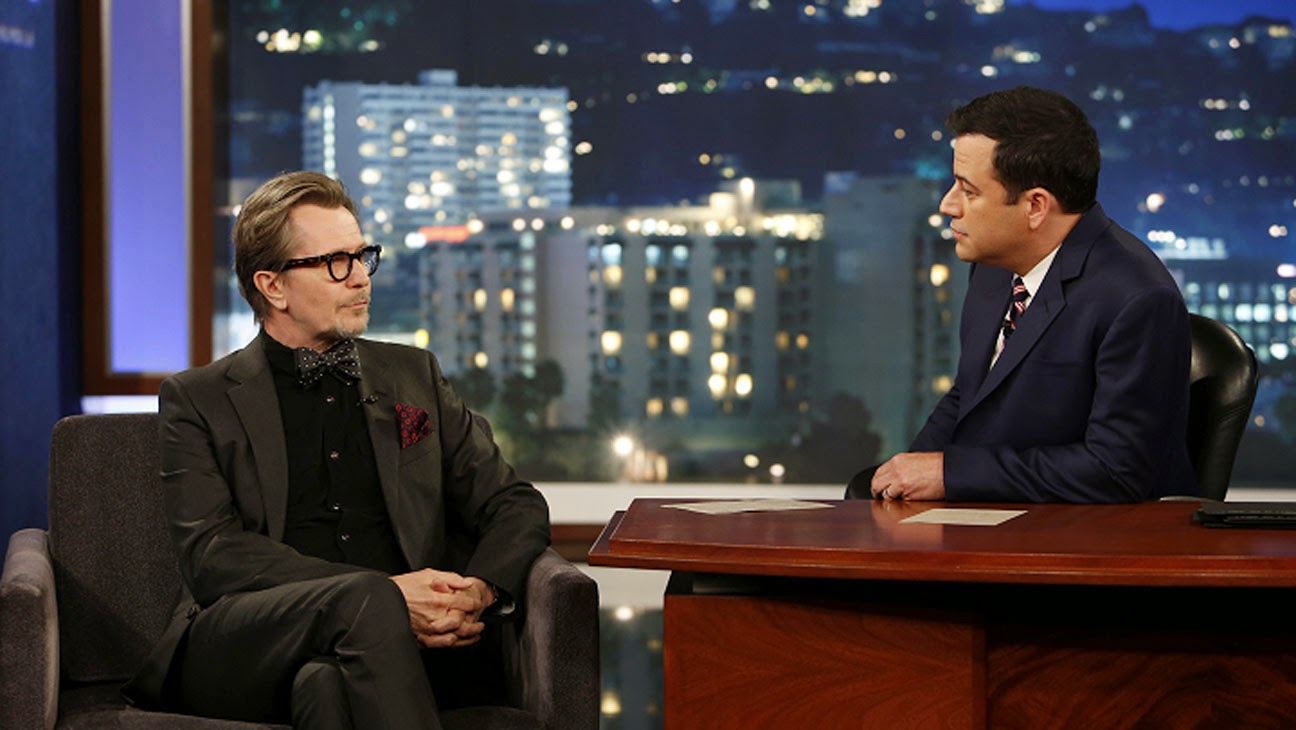 JEWS TELL GARY OLDMAN TO 'FORGET ABOUT IT'