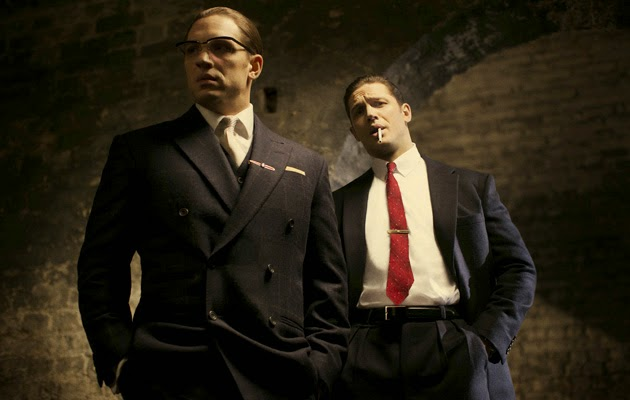 TOM HARDY CLONED FOR NEW FILM
