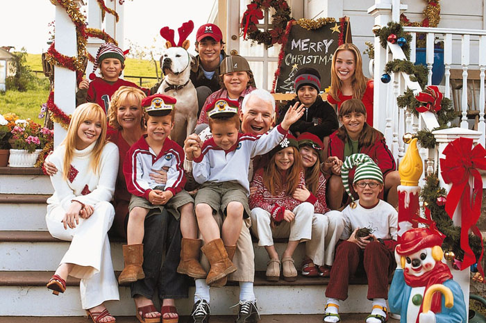 STEVE MARTIN CONFIRMS CHEAPER BY THE DOZEN 3