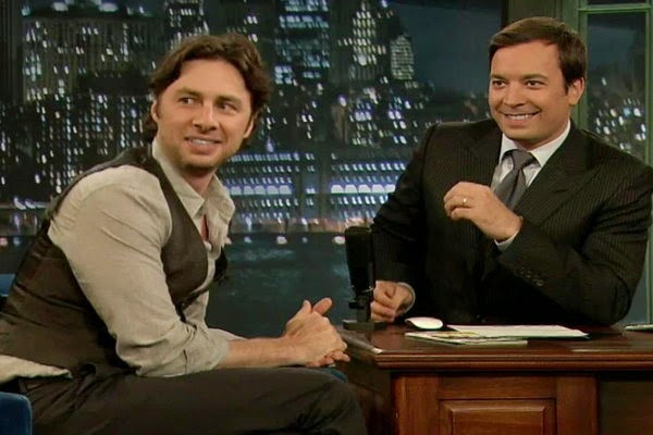 ZACH BRAFF APOLOGY: 'I'M AN ASSHOLE'
