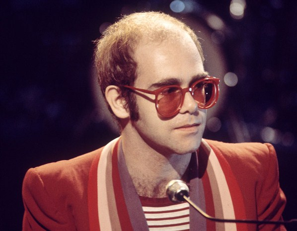 FIRST LOOK AT TOM HARDY AS ELTON JOHN