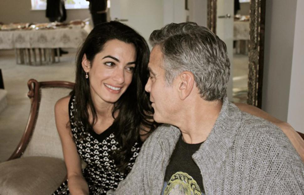 GEORGE CLOONEY PROMISES WEDDING 'WILL BE CHEAP'