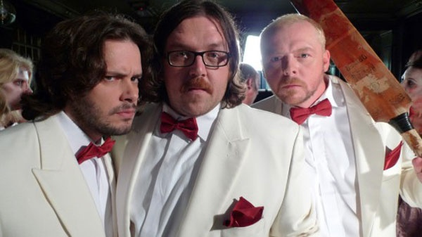 SIMON PEGG AND EDGAR WRIGHT REVEAL NEW COLLABORATION