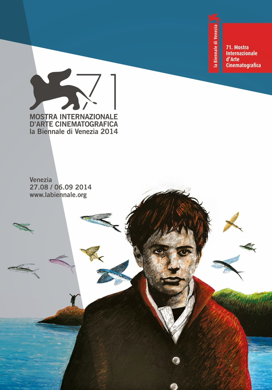 5 THINGS TO LOOK OUT FOR AT THE VENICE FILM FESTIVAL