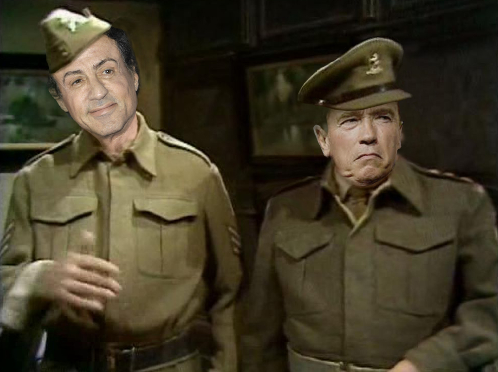 DAD'S ARMY MOVIE REBOOT: FIRST LOOK