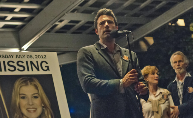 GONE GIRL: REVIEW