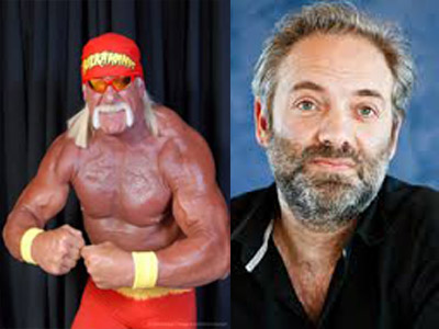 HULK HOGAN TO FIGHT SAM MENDES