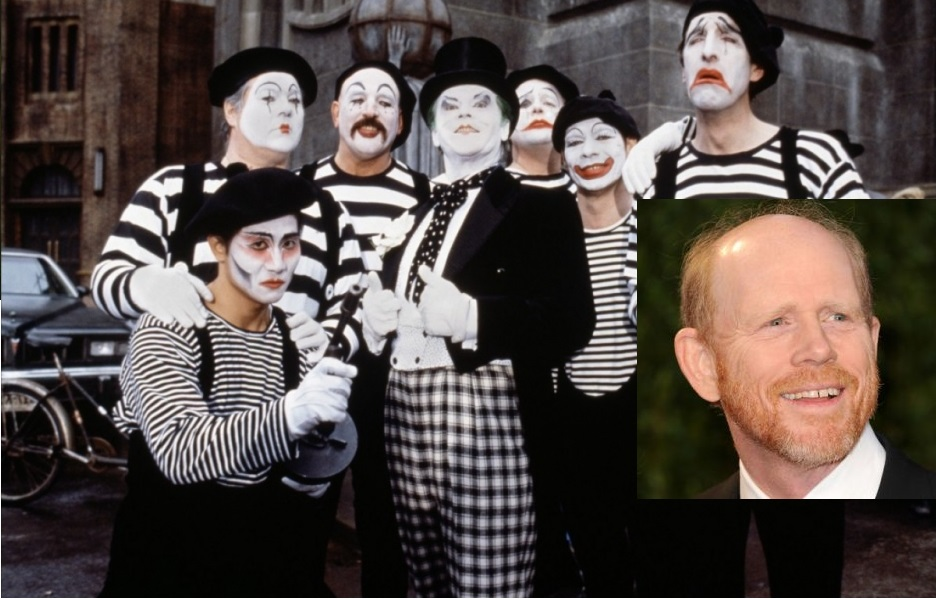 RON HOWARD'S ILLEGAL MIME FARM DISCOVERED