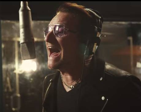 AFRICA RECORDS CHARITY SINGLE FOR BONO