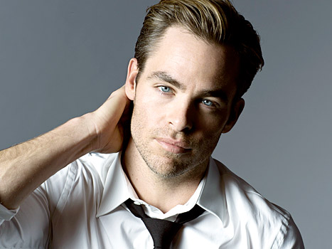 CHRIS PINE DEEPLY REGRETS