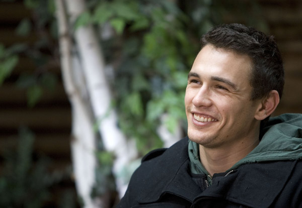 SONY EMAIL CALLS JAMES FRANCO 'TALENTED'