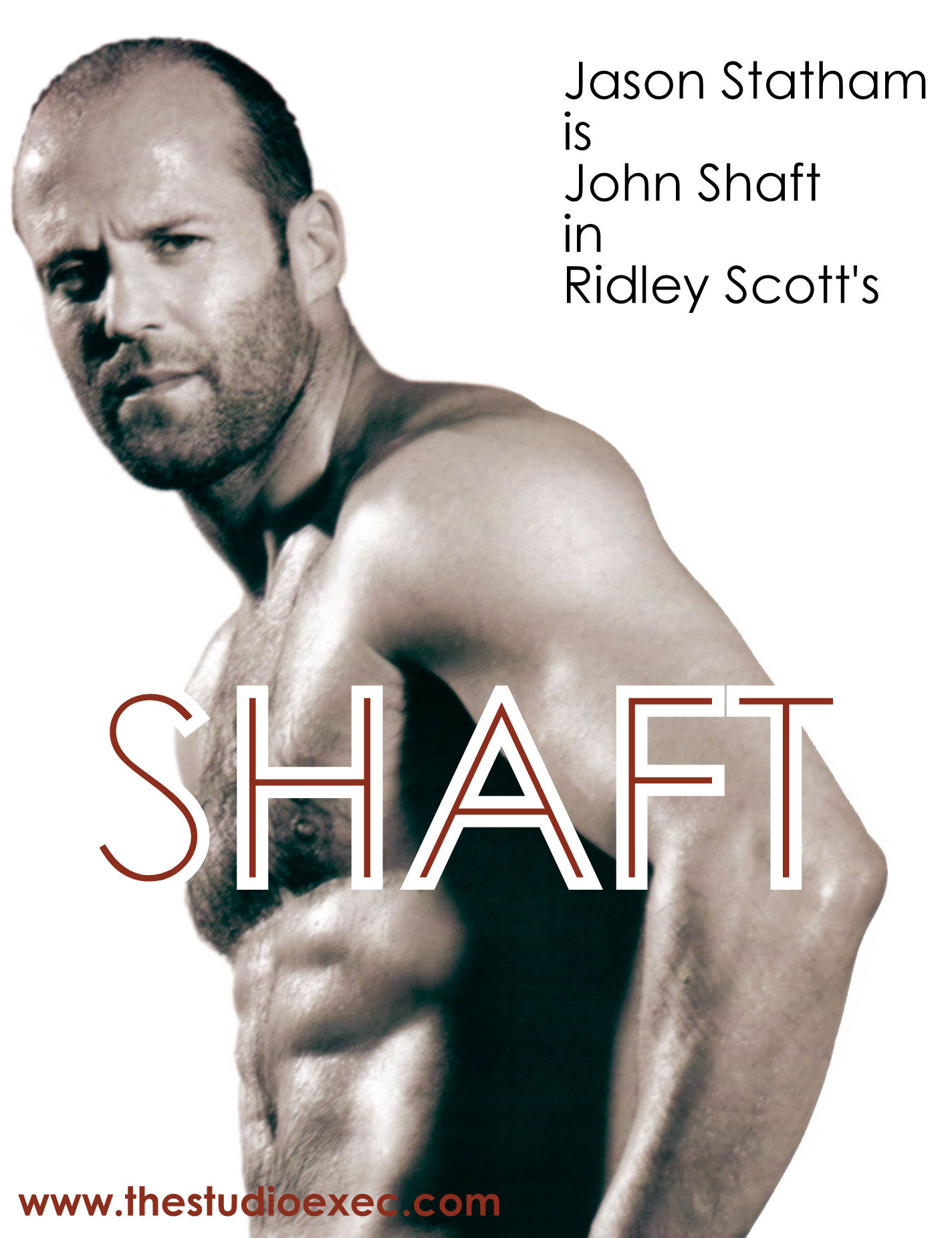 SNEAK PEEK AT RIDLEY SCOTT'S SHAFT