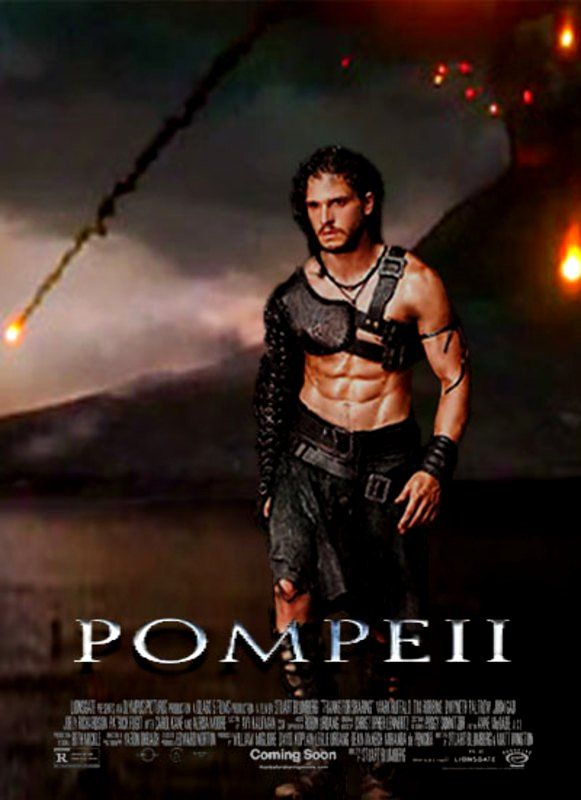 POMPEII TIPPED FOR OSCAR GLORY