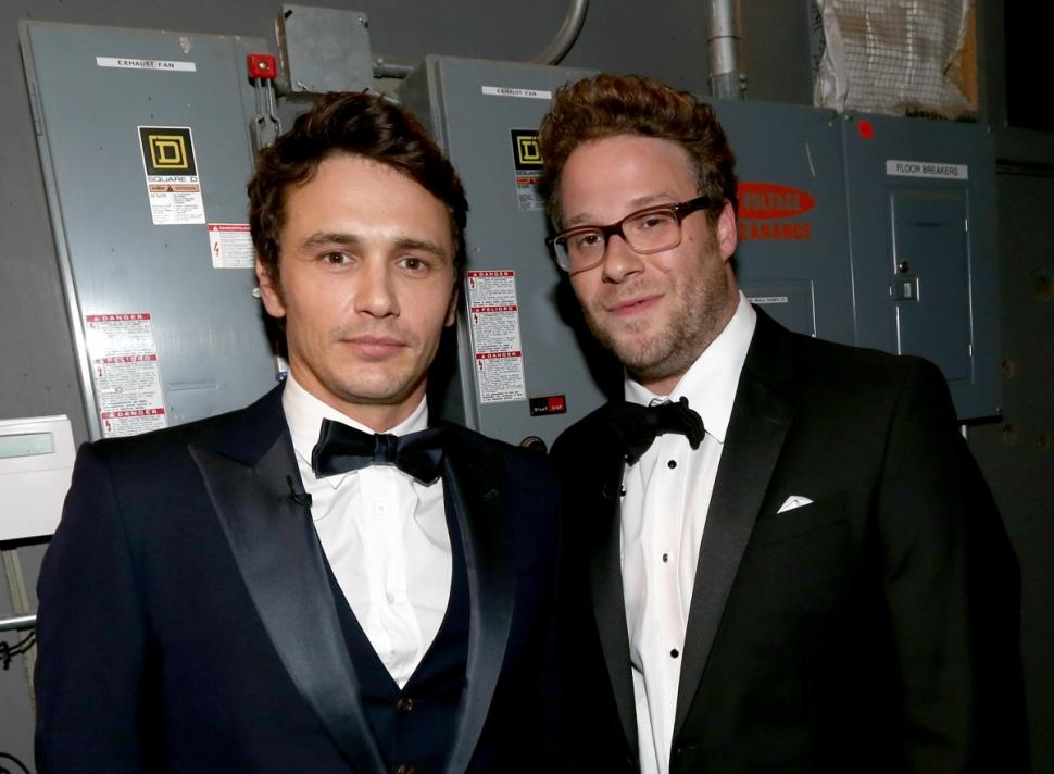 FRANCO AND ROGEN HANDED OVER TO NORTH KOREA