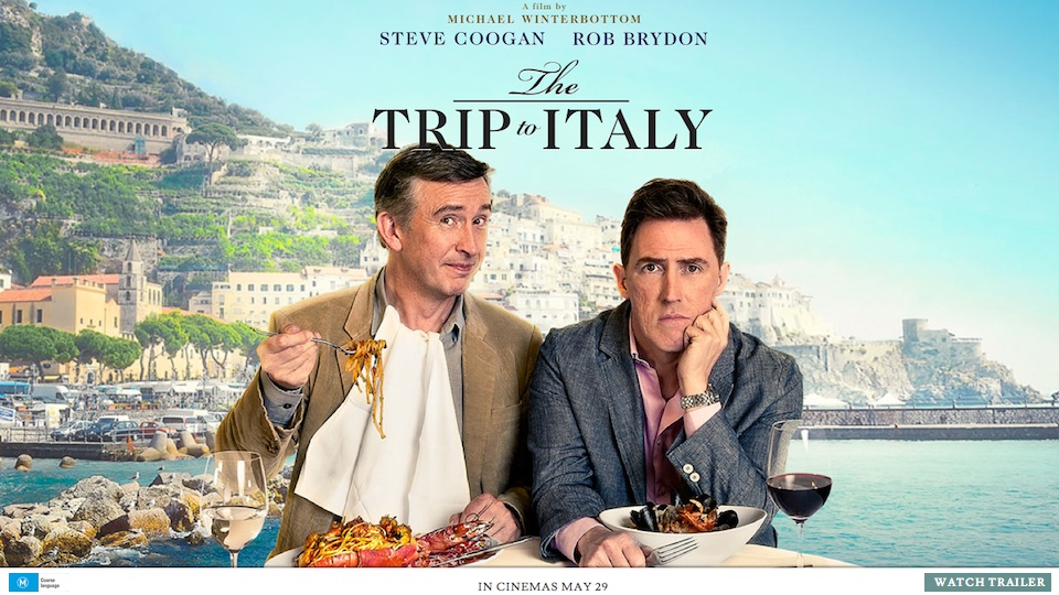 THE MAKING OF THE TRIP TO ITALY (PART 2)