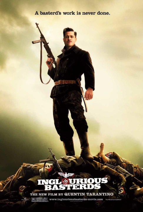GERMANY BANS INGLOURIOUS BASTERDS