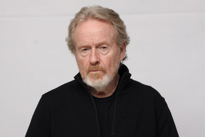 OSCARS CEREMONY TO BE DIRECTED BY RIDLEY SCOTT