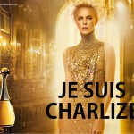 NEW CHARLIZE THERON FRAGRANCE PULLED
