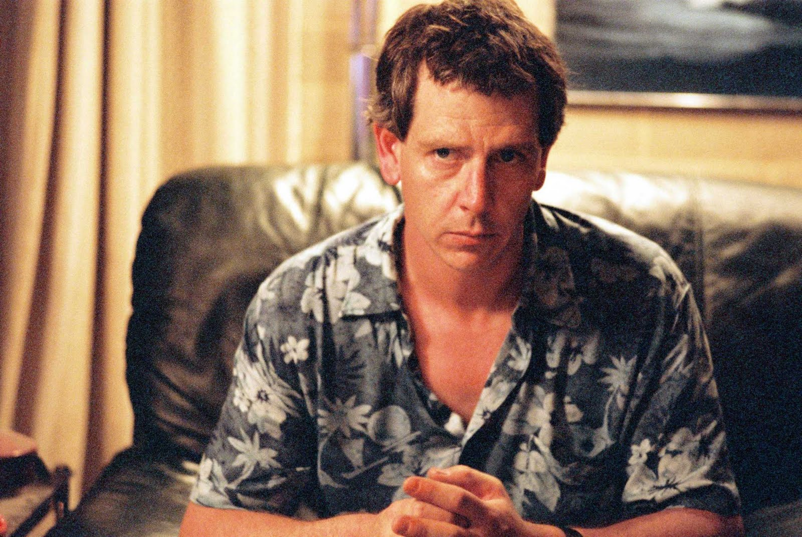 BEN MENDELSOHN IS UNTRUSTWORTHY