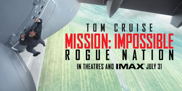 JAMES CORDEN SLAMS MISSION: IMPOSSIBLE ROGUE NATION PUNCTUATION FAIL