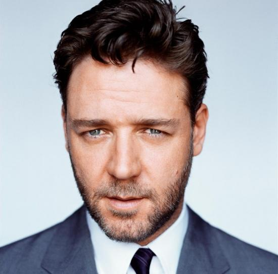 RUSSELL CROWE REJECTED...