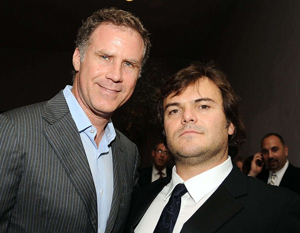 JACK BLACK AND WILL FERRELL TO MOVE INTO 'COMEDY'