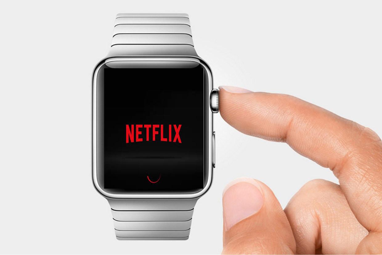 NETFLIX ANNOUNCE EXCLUSIVE APPLE WATCH SHOW.