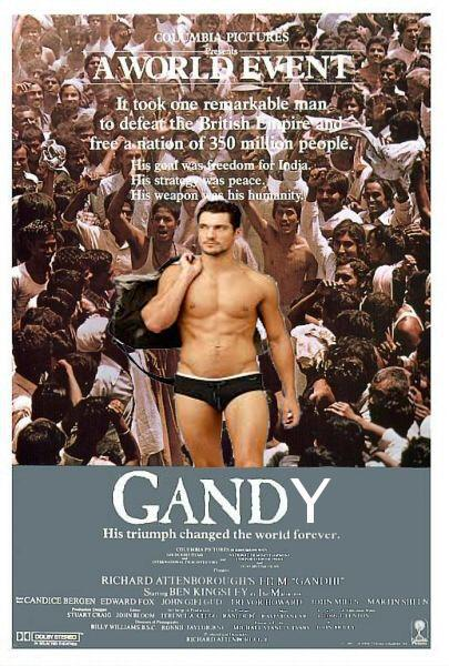 BEN KINGSLEY TO PLAY GANDY