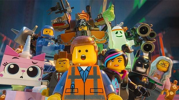 MICHAEL HANEKE EYES LEGO MOVIE 2