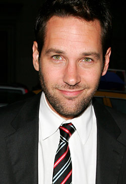 PAUL RUDD TO PLAY STEVE GUTTENBERG