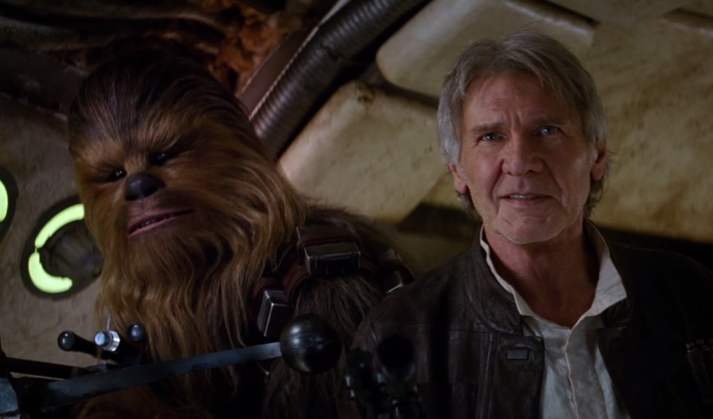 5 FACTS WE LEARNED FROM THE NEW FORCE AWAKENS TRAILER