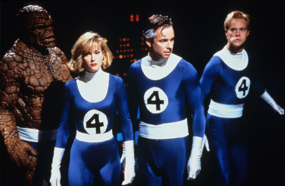 FANTASTIC FOUR WILL BE NC-17