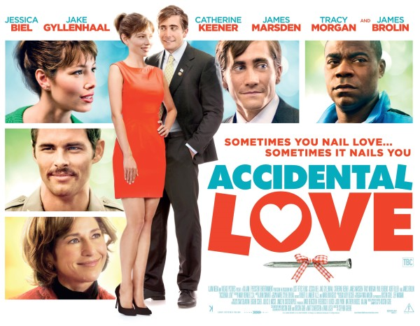 ACCIDENTAL LOVE IMPOSSIBLE TO SATIRIZE