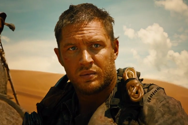 CANNES DIARY: TOM HARDY WILL NOT RETURN TO NOVEL WRITING