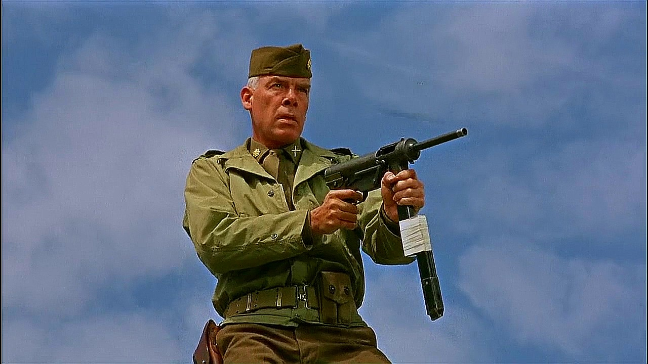 SIR EDWIN FLUFFER RECALLS LEE MARVIN