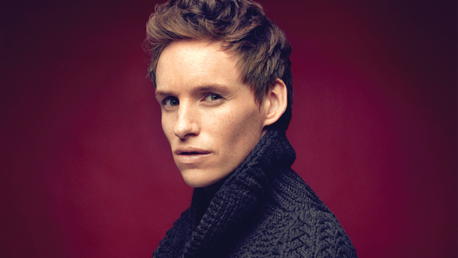 EDDIE REDMAYNE TO STAR IN HARRY POTTER PREQUEL