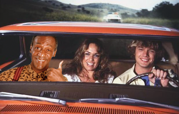 BILL COSBY DUKES OF HAZZARD CROSS-OVER IN DOUBT