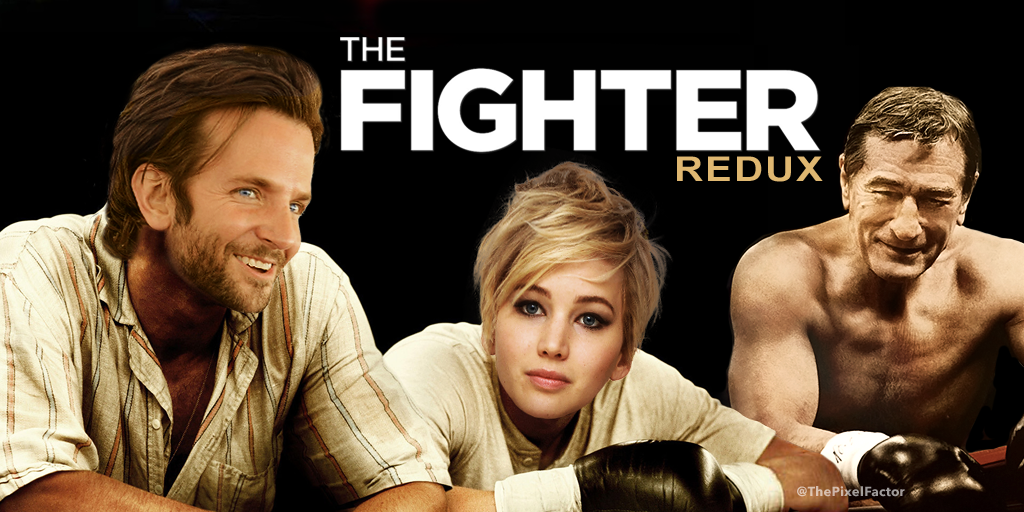 DAVID O. RUSSELL RECASTS THE FIGHTER