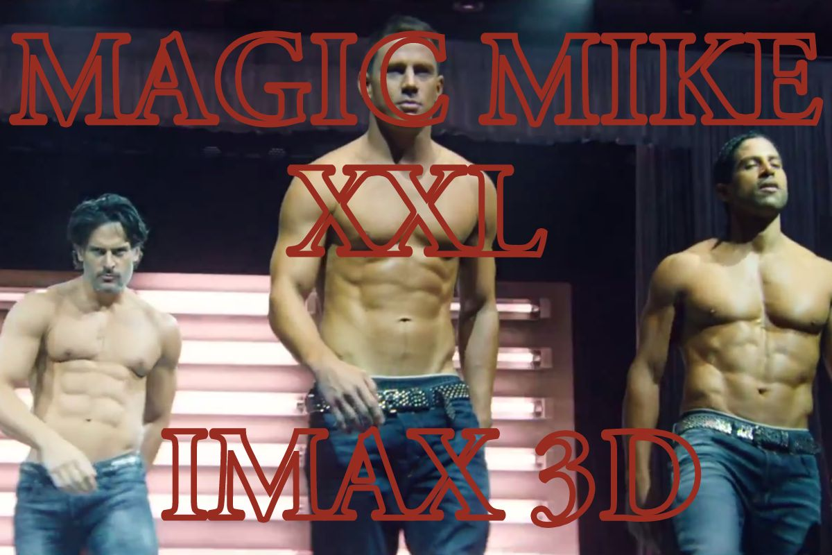 MAGIC MIKE XXL IMAX 3D CAUSES INJURIES