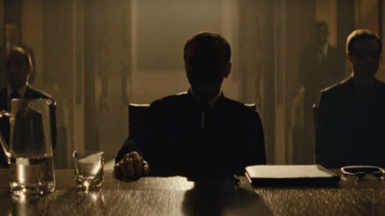 FIRST LOOK AT CHRISTOPH WALTZ AS JAMES BOND IN SPECTRE TRAILER