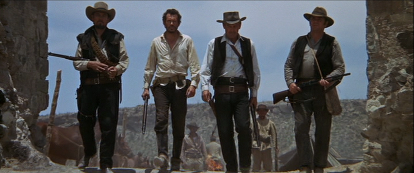 THE MAKING OF THE WILD BUNCH
